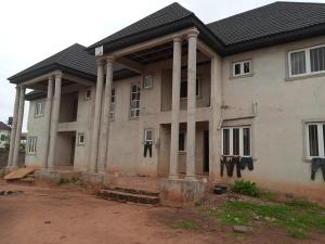 4 bedroom Terraced Duplex House for sale Mariam Babangida way Asaba Delta