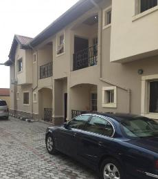 3 bedroom Terraced Bungalow House for rent  Behind Lbs, Abraham Adesanya Road,  Abraham adesanya estate Ajah Lagos