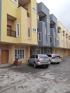 4 bedroom Terraced Duplex House for sale Orimolade Adeniyi Jones Ikeja Lagos