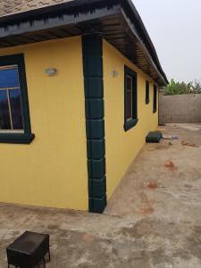 1 bedroom mini flat  Mini flat Flat / Apartment for rent Kufo Estate Sango Ota Ado Odo/Ota Ogun