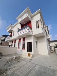 4 bedroom Semi Detached Duplex House for sale opposite megachicken  Ikota Lekki Lagos