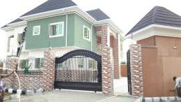 House for sale Army post service Estate opp OJo  Iba Ojo Lagos