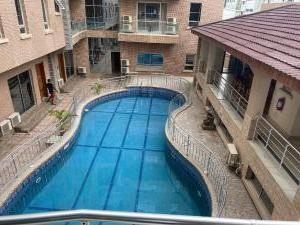 2 bedroom House for shortlet - ONIRU Victoria Island Lagos