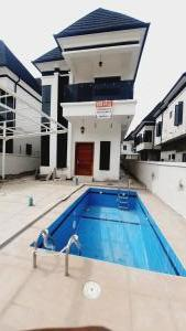 5 bedroom Detached Duplex House for sale Cheveron lekki  Lekki Phase 2 Lekki Lagos