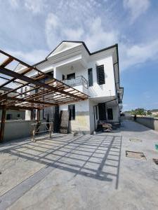 5 bedroom Semi Detached Duplex House for sale Royal garden estate  Ajiwe Ajah Lagos