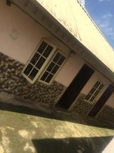 1 bedroom mini flat  Boys Quarters Flat / Apartment for rent Idowu estate Okeira-Nla Ado Ajah Lagos