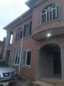 2 bedroom Flat / Apartment for rent Executive 2bedroom at ogba college road very decent and beautiful new house nice environment secure area with PREPAID and pop selling  Aguda(Ogba) Ogba Lagos