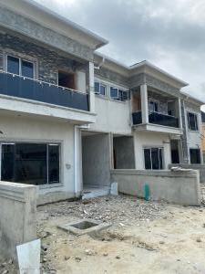 4 bedroom Terraced Duplex House for sale Novojo estate behind sky mall  Off Lekki-Epe Expressway Ajah Lagos