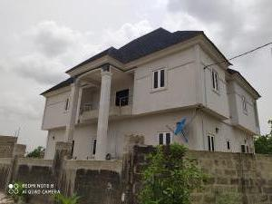 5 bedroom Detached Duplex House for sale Back of karika filling station,along otokutu express way . Ughelli South Delta