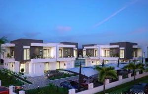 5 bedroom Terraced Duplex House for sale Life Camp Abuja