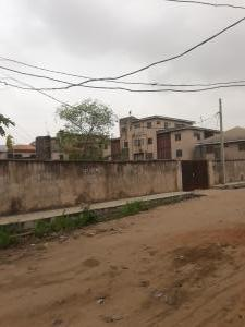 Residential Land Land for sale By Access Bank,Ago Palace  Ago palace Okota Lagos
