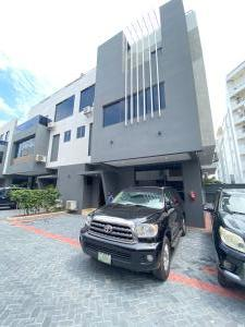 5 bedroom Semi Detached Duplex House for rent Banana Island Ikoyi Lagos