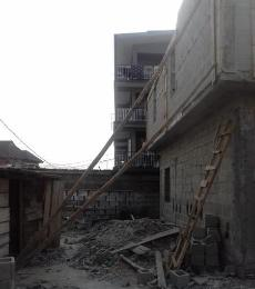 6 bedroom Semi Detached Duplex House for sale ilupeju Estate Ilupeju Lagos