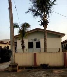 3 bedroom Detached Bungalow House for sale Happy People Estate Off Lagos Ibadan Expressway; Magboro Obafemi Owode Ogun
