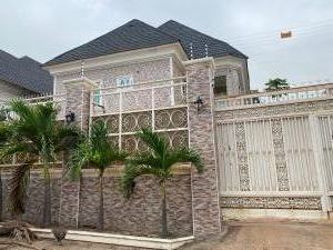 6 bedroom Semi Detached Duplex for rent Durumi Abuja
