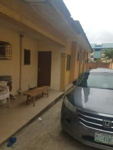 1 bedroom mini flat  Mini flat Flat / Apartment for rent Jakande Estate Oke-Afa Isolo Lagos