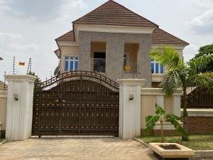 4 bedroom Detached Duplex House for sale Kafe Abuja