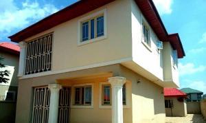 3 bedroom Semi Detached Duplex House for sale Lifecamp Extension Kafe Abuja