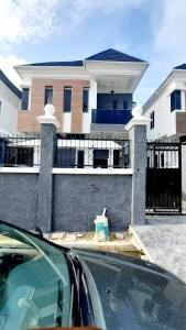 5 bedroom Detached Duplex House for sale Chevron lekki lagos state Nigeria  chevron Lekki Lagos
