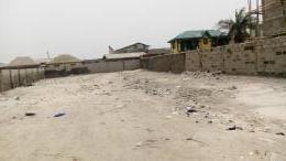 Residential Land for sale Along Alpha Beach Road, New Road, Igbo Efon Igbo-efon Lekki Lagos