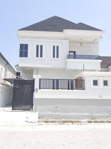 4 bedroom Detached Duplex House for sale Chevron alternative road  chevron Lekki Lagos