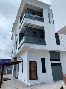 5 bedroom Semi Detached Duplex for sale Oceanbay Estate,off Orchid Road chevron Lekki Lagos