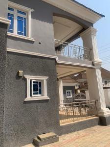 5 bedroom Detached Duplex House for rent Mab global Karsana Abuja