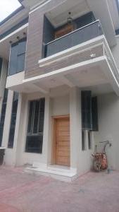 4 bedroom Semi Detached Duplex House for rent Chevron Alternative Lekki Lagos  chevron Lekki Lagos
