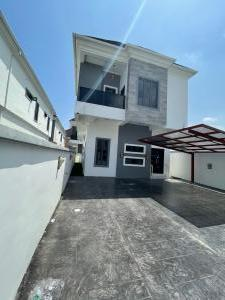 5 bedroom Detached Duplex for sale Chevron Link chevron Lekki Lagos
