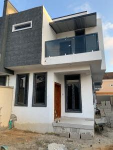 4 bedroom Semi Detached Duplex House for sale Off Kafayat Abdulrasaq Street street  Lekki Phase 1 Lekki Lagos