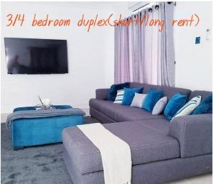 3 bedroom Flat / Apartment for shortlet 67a, Lafiaji Way Dolphins Estate Ikoyi, Dolphin Estate, Ikoyi, Lagos Dolphin Estate Ikoyi Lagos