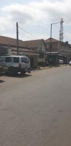 Detached Bungalow House for sale Queen Street Alagomeji Yaba Lagos