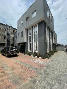 3 bedroom Terraced Duplex for rent Around World Oil Ilasan Lekki Lagos
