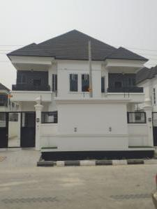 4 bedroom Semi Detached Duplex House for sale Osapa London lekki Lagos state  Osapa london Lekki Lagos