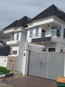 4 bedroom Detached Duplex for sale Chevy View Estate Chevron Lekki Lagos State Nigeria chevron Lekki Lagos