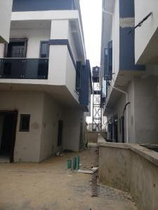4 bedroom Semi Detached Duplex for sale Orchid Road chevron Lekki Lagos