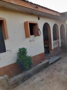 3 bedroom Detached Bungalow House for sale Kingdom Street, Lowcost, Kwamba Suleja Niger