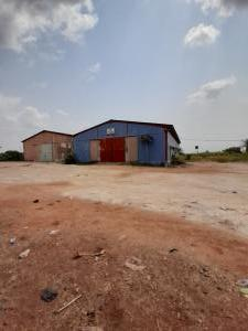 Factory Commercial Property for sale ALONG FEDERAL POLYTECHNIC ROAD ILARO  Yewa South Yewa Ogun