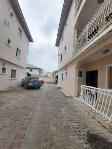 3 bedroom Terraced Bungalow House for rent Osapa London lekki  Osapa london Lekki Lagos