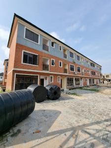 4 bedroom Terraced Duplex for sale Osapa london Lekki Lagos
