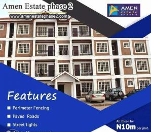 Land for sale Amen Estate,  Lekki Lagos