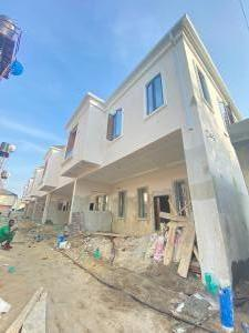 4 bedroom Terraced Duplex House for sale By the 2nd toll gate  Lekki Lagos
