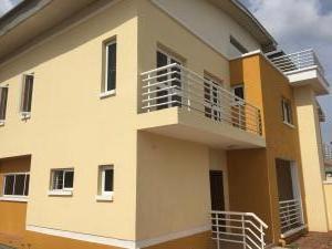 4 bedroom Semi Detached Duplex House for rent Core Area, GRA Asaba Delta