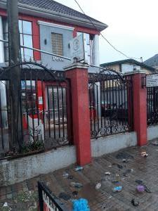 Office Space Commercial Property for rent Iju Ishaga Road, Pen cinema Agege Lagos