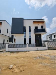 3 bedroom Detached Duplex for sale Lekki Palms Estate Ajah Lagos