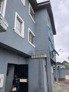 1 bedroom Mini flat for rent Nicely Built Miniflat Sangotedo Ajah Lagos