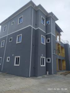 2 bedroom Flat / Apartment for rent Executive 2bedroom At New Oko Oba Abule Egba Very Decent And Lovely Nice Environment Secured Area With Prepaid Meter And Pop Selling New House Ojokoro Abule Egba Lagos