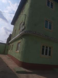 3 bedroom Flat / Apartment for rent Executive 3bedroom at kola alakuko new house nice environment secure area all ensuite with PREPAID METER  Ojokoro Abule Egba Lagos