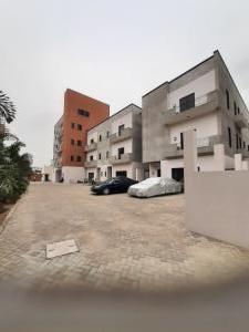 4 bedroom Semi Detached Duplex House for sale Dolphin Estate / Osborne Phase 2 Osborne Foreshore Estate Ikoyi Lagos