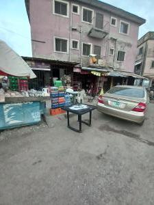 3 bedroom Flat / Apartment for rent Off Iwaya Road  Iwaya Yaba Lagos